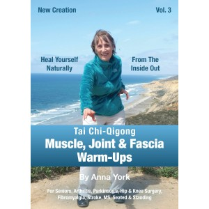 Rising UP! Inc. New Creation Tai Chi-Qigong Muscle, Joint and Fascia Warm-Ups: For Seniors, Arthritis, Parkinson's