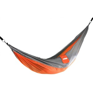 Mt. Nebo Outdoors Hammock - Backpacking, Camping, Grab and Go - Lightweight and Portable Nylon Hammock with Strong N
