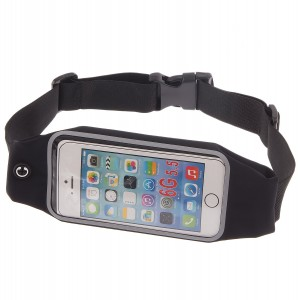 NewSun21 Phone Waist Pack - for Running - Sports - Walking - Travel - Outdoors Recreation - Touch Screen Compatible for Smartphones up to 5.5 inches