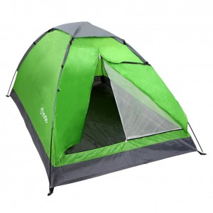 Yodo Lightweight 2 Person Camping Backpacking Tent With Carry Bag, Multi