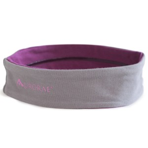 "Aurorae Yoga ""The Ultimate"" Silicone Grip Sports Headband"