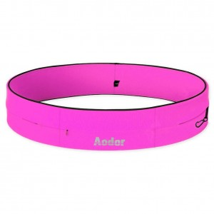 Aodor Fanny Packs for Women-reflective Strips Can Visible in the Night-fit Iphone,samsung,smartpho