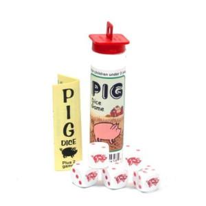 Koplow Games Pig Dice Game