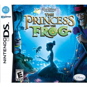 Disney Interactive Studios Princess and Frog - Nintendo DS