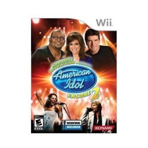 Konami Karaoke Revolution American Idol Encore 2
