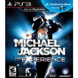 Ubisoft Michael Jackson The Experience - Playstation 3