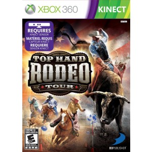 D3 Publisher Top Hand Rodeo Tour for Kinect - Xbox 360
