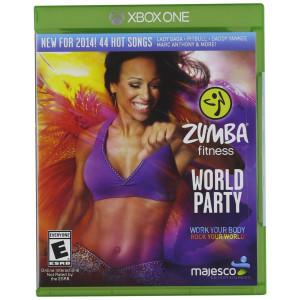 Majesco Zumba Fitness World Party - Xbox One
