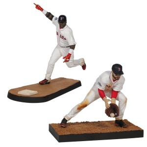 McFarlane Toys Boston Red Sox Championship Ortiz and Pedroia Figure (2-Pack)