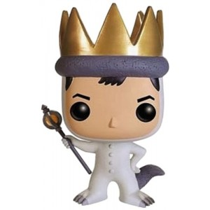 Funko POP Books: Where The Wild Things Are - Max Action Figure