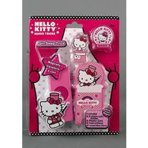 Hello Kitty Coin Swap Trick