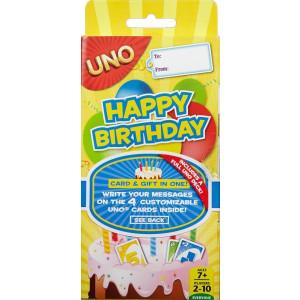 Mattel UNO Celebration Card Game