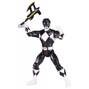 Power Rangers Legacy Mighty Morphin 5-Inch Black Ranger Action Figure