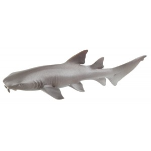 Safari Ltd Wild Safari Sea Life – Nurse Shark – Realistic Hand Painted Toy Figurine Model – Quality Construction from Safe and BPA Free Materials – For Ages 3 and Up
