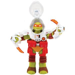 Teenage Mutant Ninja Turtles Dimension X Michelangelo Figure