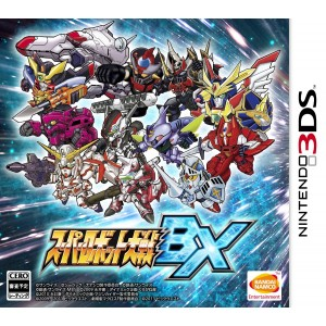Bandai Super Robot Wars BX|Japan Import