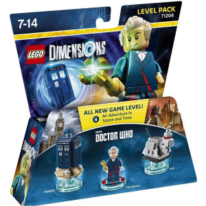 Warner Home Video - Games Dr. Who Level Pack - Lego Dimensions
