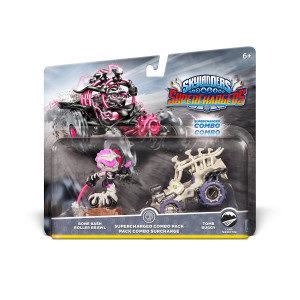 Activision Skylanders SuperChargers Dual Pack #4: Bone Bash Roller Brawl and Tomb Buggy