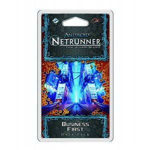 Fantasy Flight Games Android: Netrunner LCG Business First Data Pack