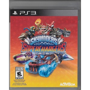 Activision Skylanders Superchargers Standalone Game Only for PS3