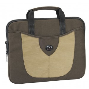 "Tamrac 1703 Superlights Computer Sleeve 13 - For 13.3"" laptops (Brown/Tan)"
