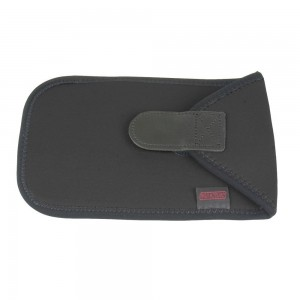 OP/TECH USA 4901082 Computer Sleeve (8-Inch Black), Neoprene Protective Pouch with Full-Flap Closure