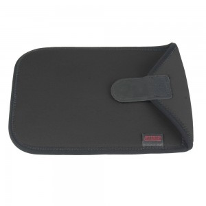 OP/TECH USA 4901092 Computer Sleeve (9-Inch Black), Neoprene Protective Pouch with Full-Flap Closure