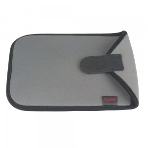 OP/TECH USA 4911092 Computer Sleeve (9-Inch Steel), Neoprene Protective Pouch with Full-Flap Closure