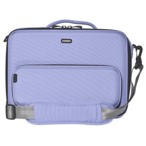 Cocoon CLB356BL Laptop Case, up to 13 inch, 15.25 x 3.25 x 10.75 inch, Blue