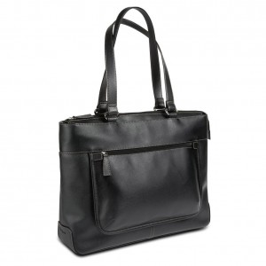 Targus Carlie Women's Laptop Tote for up to 16 Inch Laptops - Black