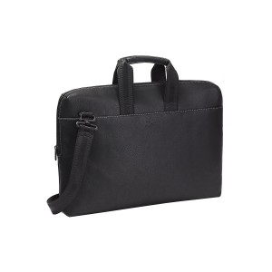 "RivaCase 8931 laptop Bag with Additional Compartments for Accessories and Smartphone 15,6"" - Black"