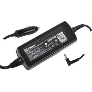Pwr+ Laptop Car Charger for HP-Envy Touchsmart-Sleekbook 15 17 M6 M7 Series 15t 15z Dc Power Adapter Cord