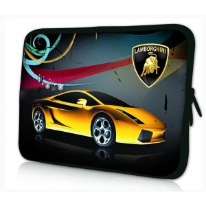"""iColor Universal Cool Car 15"""" 15.4"""" 15.5"""" 15.6"""" Laptop Tablet PC Sleeve Case Bag Pouch Cover Protector For 15 - 15.6 inch Apple Macbook Pro Samsung Acer HP DELL Lenovo Asus Notebook Computer"""
