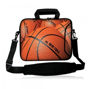 "Colorfulbags Fshb15-016 NEW Fashion Basketball 14"" 14.1"" 14.2"" 15"" 15.4"" 15.6"" Inch Laptop Notebook Compu"