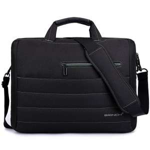 BRINCH(TM) BRINCH New Style 15.6 Inch Nylon Shockproof Carry Laptop Case Messenger Bag For 15 - 15.6 Inch Lap