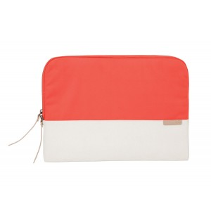 """STM Grace, Laptop Sleeve for 13"""" MacBook's and Ultrabook's - Coral/Dove (stm-114-106M-46)"""