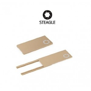 STEAGLE (Gold) Laptop Webcam Privacy Shield Cover for notebook laptop camera blocker