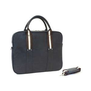 Setton Brothers 15 Inch Shoulder Bag / Briefcase - Computer Sleeve with handles Carry Case for 13-15.6 Inch Laptop