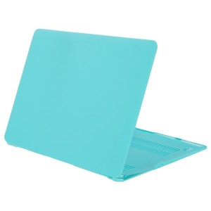 Mosiso MacBook Air 13 Case, Ultra Slim Soft-Touch Plastic See Through Hard Shell Snap On Cover for