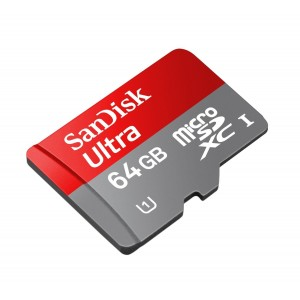 Professional Ultra SanDisk 64GB MicroSDXC Card for Garmin Virb Elite HD Camera is custom formatted for high speed, lossless recording! Includes Standard SD Adapter. (UHS-1 Class 10 Certified 30MB/sec)