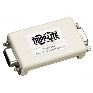 Tripp Lite DB9 Network In-Line Connection Surge Protector Printer/PC/Modem (DB9)
