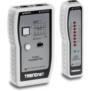 TRENDnet Network Cable Tester, TC-NT2