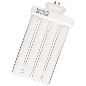 "MyGift Replacement 27W Bulb for the ""Bright As Day!"" Daylight Spectrum Lamp"