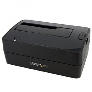 StarTech.com SuperSpeed USB 3.0 to SATA Hard Drive Docking Station for 2.5/3.5 HDD