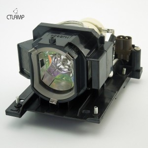Replacement projector / TV lamp DT01021 for Hitachi CP-X2010 / CP-X2010N / CP-X2510 / CP-X2510E / CP-X2510EN / CP-X2510N / CP-X3010 / CP-X3010E / CP-X3010N / ED-X40 / ED-X42 PROJECTORs / TVs