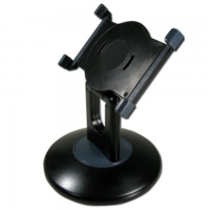 """Aidata US-2002 Universal Tablet ViewStation With Desktop Weighted Base, Black, Secure Fit For Most 7"""" To 10"""" Tablets"""