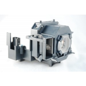 Battery1inc Replacement Lamp Module for Epson EMP-TWD10 MovieMate 72 Projectors (Includes Lamp and Housing)