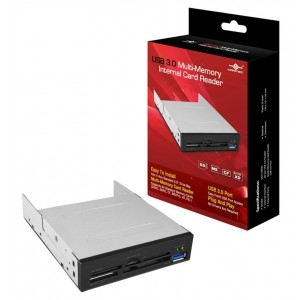 Vantec USB 3.0 Multi-Memory Internal Card Reader (UGT-CR935)