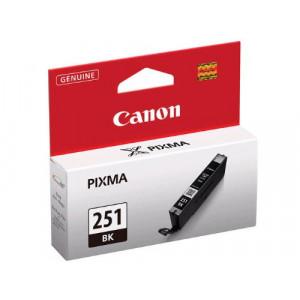 Canon Ink CLI-251 BK Individual Ink Tank