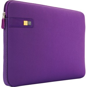 Case Logic Sleeve for 15.6-Inch Notebook, Purple (LAPS-116PU)